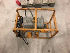 Wacker Betonverdichter Rüttelflasche Hochfrequenz Innenvibrator Umformer