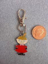 Moomin Little My Keyring Keychain Enamel Bag Charm Birthday Gift Present # 249