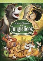 The Jungle Book (DVD, 2007, 2-Disc Set, 40th Anniversary Platinum Edition) NEW