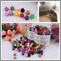 2019 New Fashion 30PCS Baby Girl Plastic Hair Claw Cartoon Mini Clip Clamp Kids
