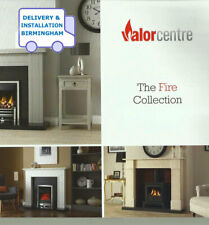 VALOR Gas and Electric Fire, Fireplaces, Stoves & Fires Brochure Birmingham