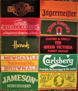 10 Ten Different Beer - Bar Towels - New Lot 3
