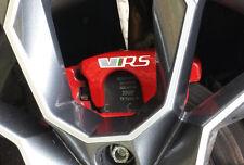 SKODA VRS New Style High Temp Premium Brake Caliper Calliper Decals Stickers