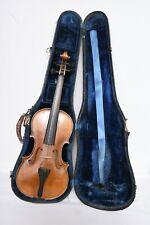 Antique copy Antonius Stradivarius violin Faciebat Cremona 1713 Germany Violin