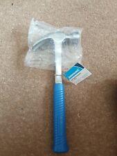 Silverline 633675 Solid Forged Steel Claw Hammer 20oz (567g)