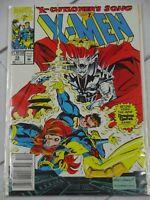 X-Men #15 Dec. 1992, Marvel Comics Newsstand