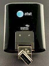 Sierra Wireless AT&T Momentum AirCard 313U USBConnect 4G LTE USB Modem