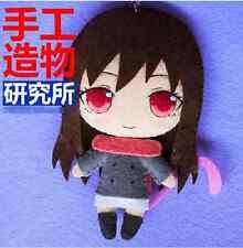 Japanese Anime Noragami Iki Hiyori Cosplay Costume DIY Kits  toy Doll keychain