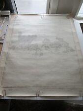 "Original 1911 Usc&Gs Nautical Chart #102, ""Little River To Petit Manan"". Maine"