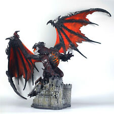 """World of Warcraft Death Wing Resin GK Statue WOW Figure Model In Stock 22""""H"""