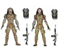 "Predator-7"" Scale Action Figure - Hunter Predator Ultimate Emissary #2&#1- NECA"