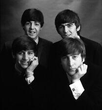 GEORGE HARRISON & RINGO STARR UNSIGNED PHOTO - 5156 - THE BEATLES
