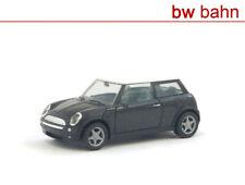 Herpa H0 033022 New Mini Cooper - grau-metallic