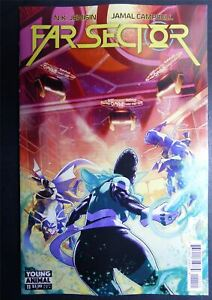 FAR Sector #11 - Jun 2021 - DC Comics #OR