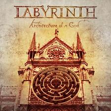 LABYRINTH - ARCHITECTURE OF A GOD - CD SIGILLATO 2017