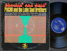 PUCHO And The Latin Soul Brothers Shuckin' And Jivin' LP PRESTIGE 7528 US 1967