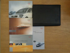 Audi A2 Owners Handbook/Manual and Wallet 00-05