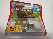 Disney Pixar The World of Cars Saluting Sarge #100 Chase