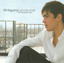 GREGORY LEMARCHAL, JE DEVIENS MOI, FRENCH 13 TRACK CD ALBUM FROM 2006, (MINT)