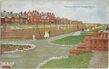 GREAT YARMOUTH(Norfolk) : Hard Tennis Courts -PHOTOCHROM