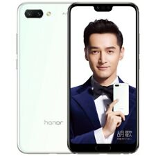 Huawei Honor 10 COL-AL10, 6GB+64GB, China Version, Dual AI Rear Cameras, (White)