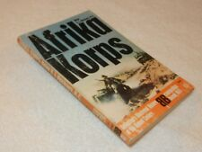"WW II BALLANTINE'S  Campaign  # 1    ""AFRIKA KORPS"""