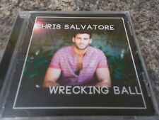 Chris Salvatore, Wrecking Ball (1-track PROMOTIONAL CD Single)