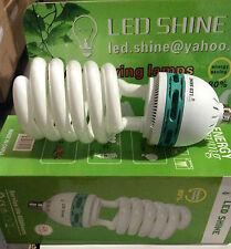 85W = 425W Half Spiral Cool daylight  6500K CFL Lightbulb Lamp Energy Saver B22