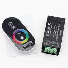 SUPERNIGHT™ Touch Controller DC12V-24V 18A RF Wireless LED Dimmer for RGB Strip