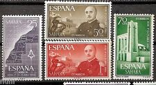 SAHARA edifil # 193-196 ** General Franco
