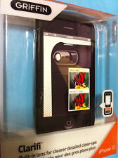 Premium Griffin Clarifi protective case for iPhone 3G 3Gs / Screen Protector