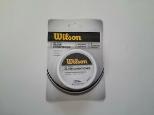 Wilson Pro Stock Baseball Softball Glove Conditioner Conditions Cleans Restores