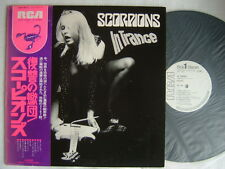 PROMO WHITE LABEL / SCORPIONS IN TRANCE / WITH OBI