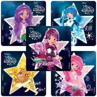 Star Darlings Stickers x 10 - Birthday Party Favours - Disney Star Darlings Loot