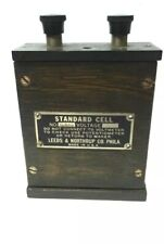 Vintage Leeds and Northrup Co Standard Cell #10867