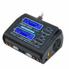 HTRC C240 Dual Multi Charger for LiPo, LiHV, LiFe, Lilon, NiCd, NiMh, Pb Batteries