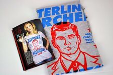 Sterling Archer For Danger Zone President XL T-Shirt New Loot Crate Exclusive