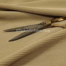 Luxury Soft Plain Corduroy Cord Yellow Gold Upholstery Material Fabric Curtains