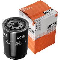 Original MAHLE / KNECHT Ölfilter OC 54 Oil Filter