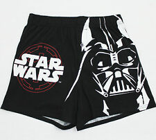STAR WARS UNDERWEAR Men's Black Cotton Button-Fly Boxer (M) NEW NWT $24