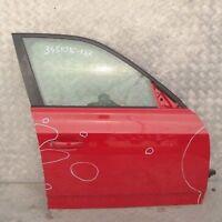 BMW X3 E83 LCI Passeggero Porta Anteriore Destra Rosso-Cremisi Rosso - A61