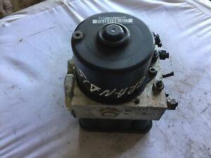 2004 MITSUBISHI GRANDIS 2.4 PETROL ABS PUMP 4670A015 06.2109-0302.3 @867