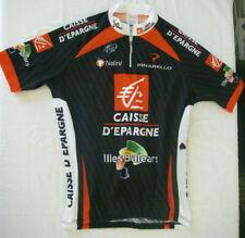 état neuf Maillot Tour de France 2006 caisse d'épargne iles baléares balears