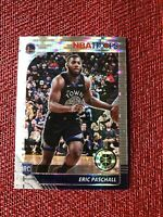 2019-20 NBA Hoops Premium Stock ERIC PASCHALL Prizm Pulsar Rookie RC WARRIORS