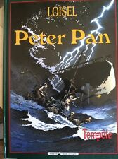 Loisel's 'Peter Pan' Book 3 'Tempete', Editions Vents d'Ouest 1994 French H.C.