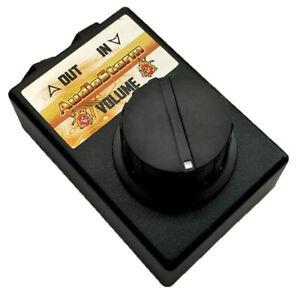 Audiostorm VBM Volume Control Pedal Effect Box for Guitar & Bass - British made