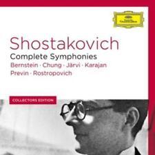 Sämtliche Sinfonien von Previn,Rostropowitsch,Herbert von Karajan,Charles Bernstein (2014)