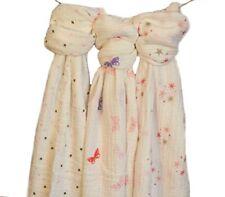 Mali Wear Swaddle wrap Muslin Swaddle Blankets