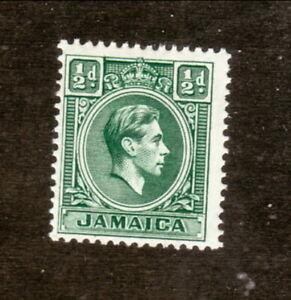 Jamaica--#116 MNH--1938 King George VI