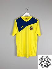 VILLARREAL 11/12 Training Shirt (L) Soccer Football Jersey X